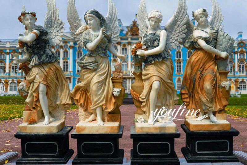 Life Size Statues Made in Bronze or Marble